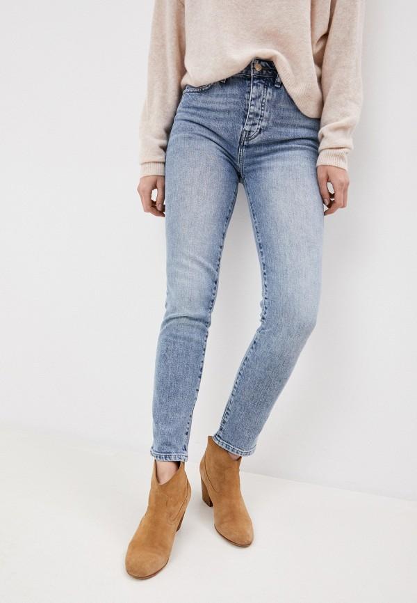 женские джинсы iro, голубые