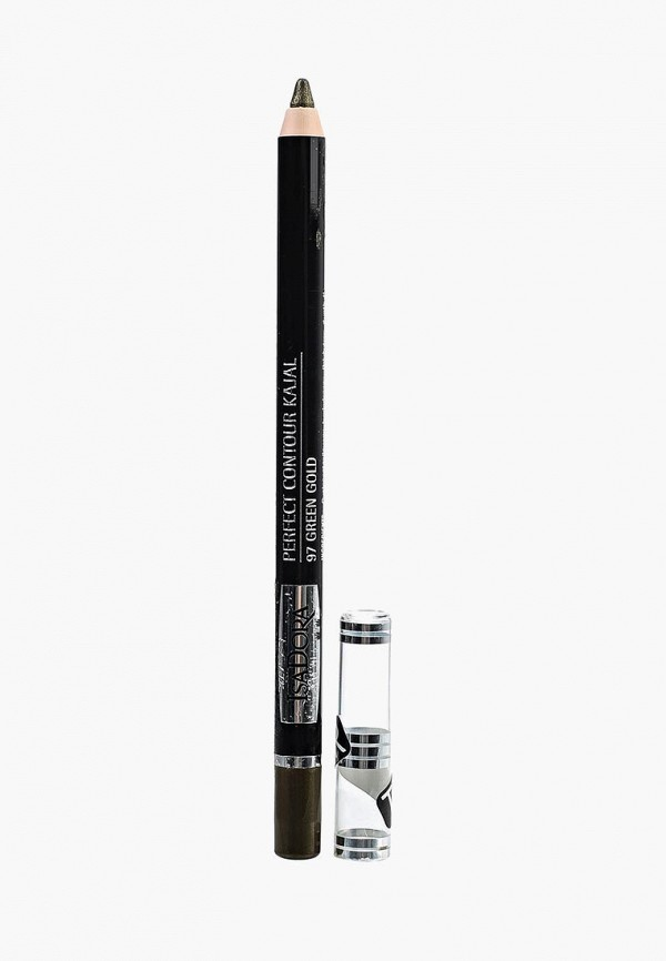 Карандаш для глаз Isadora Isadora IS006LWMSW34 isadora блеск карандаш twist up gloss stick 10 цвет 10 lovely lavender variant hex name d8a4b0