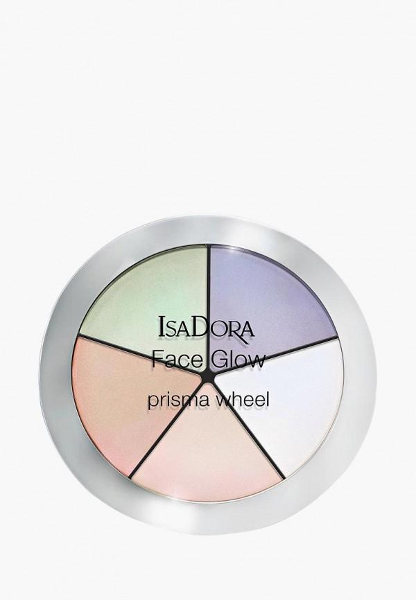 Палетка для лица Isadora Isadora IS007LWXYO50 корректоры isadora многофункциональное средство для макияжа лица face sculptor 10 18гр