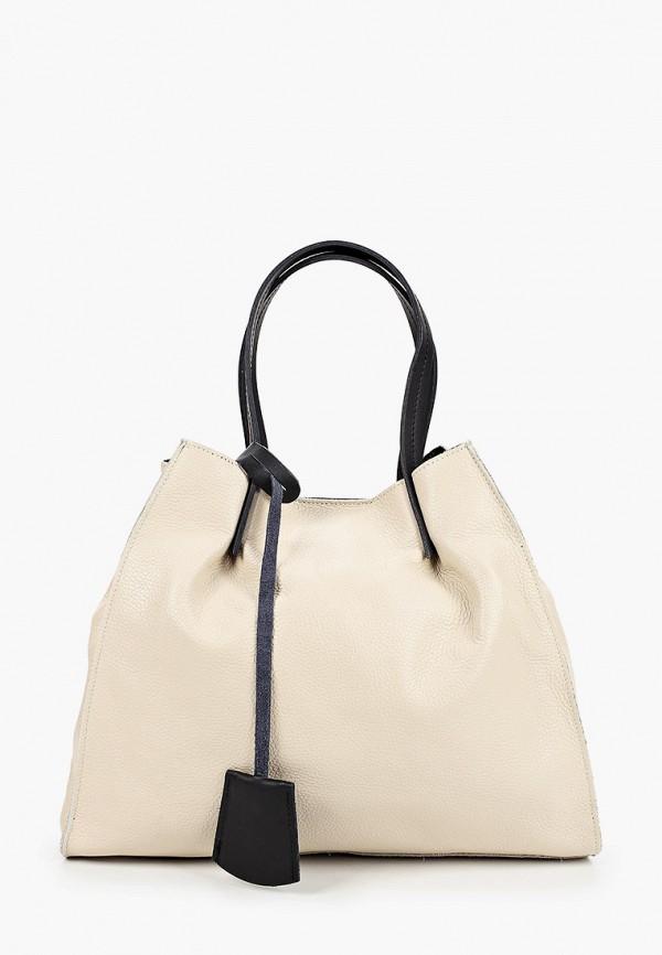 женская сумка isabella rhea, бежевая
