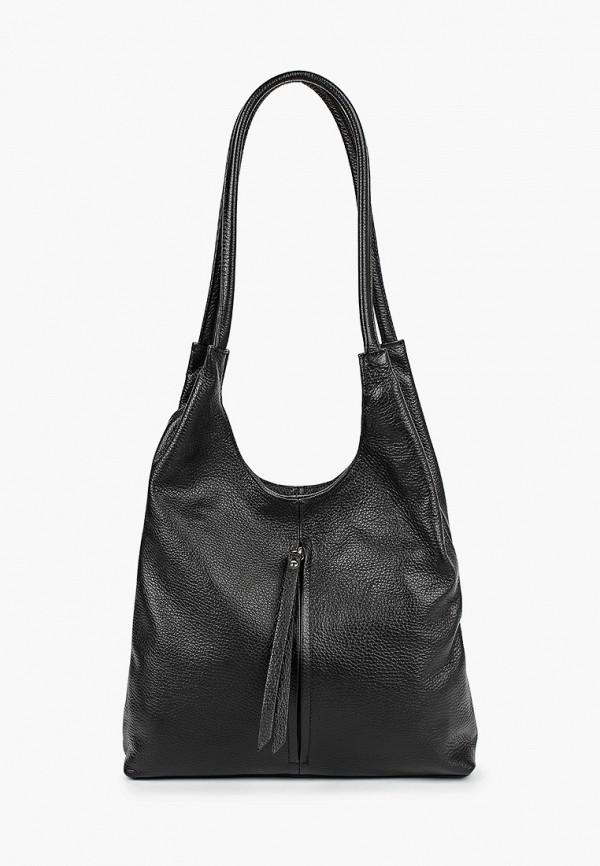 женская сумка isabella rhea, черная
