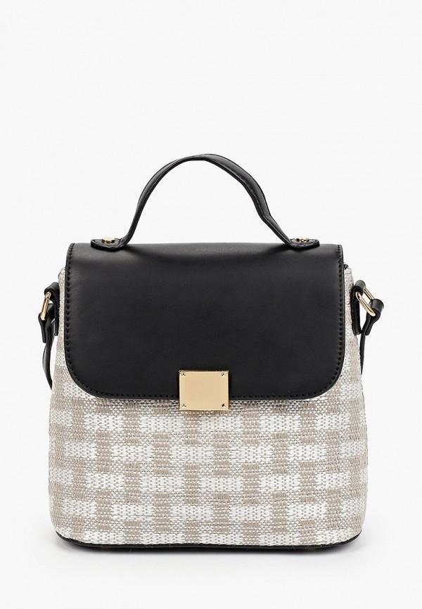 женская сумка isabella rhea, серая