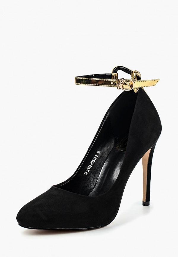 женские туфли item black, черные