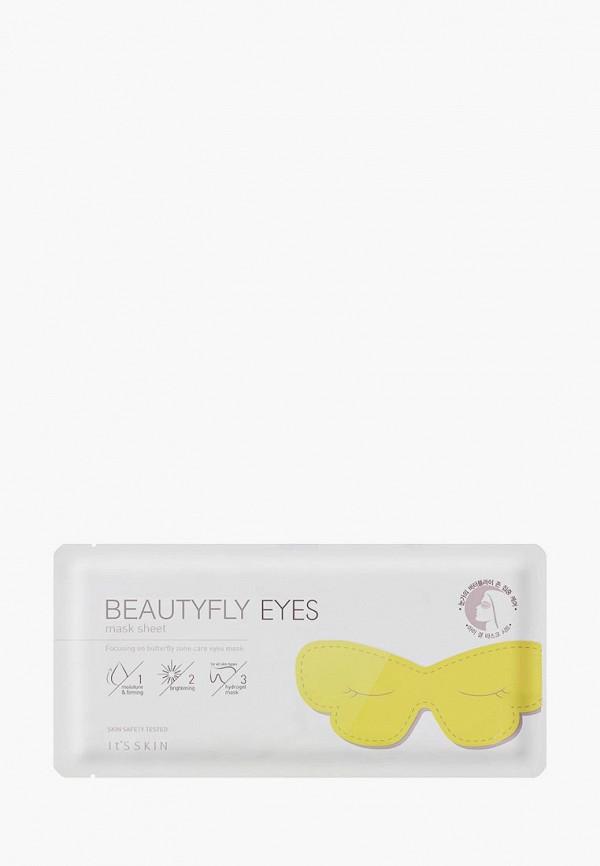 Купить Маска для кожи вокруг глаз It's Skin, Бабочка , увлажняющая, it005lwcvyu1, прозрачный, Весна-лето 2019