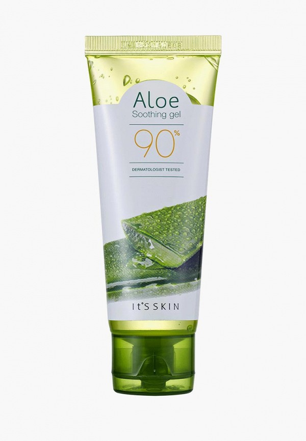 Купить Гель для лица It's Skin, Освежающий Алоэ вера 90% , 75 мл, IT005LWYJK93, Осень-зима 2018/2019