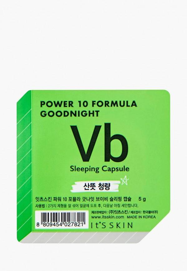 Купить Маска для лица It's Skin, Power 10 Formula Goodnight Sleeping, для проблемной кожи, 5г, IT005LWYJL25, Осень-зима 2018/2019