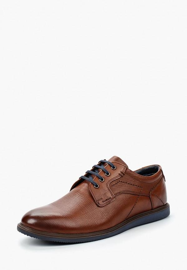 Купить Туфли ITI, it006ambitq1, коричневый, Весна-лето 2018