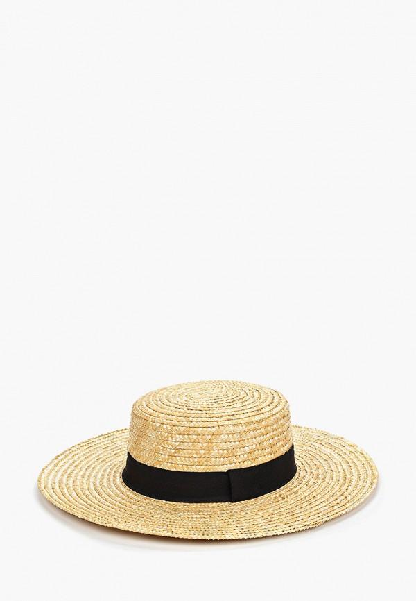 женская шляпа ivyrevel, бежевая