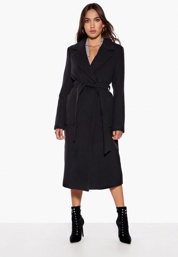 женское пальто ivyrevel, черное