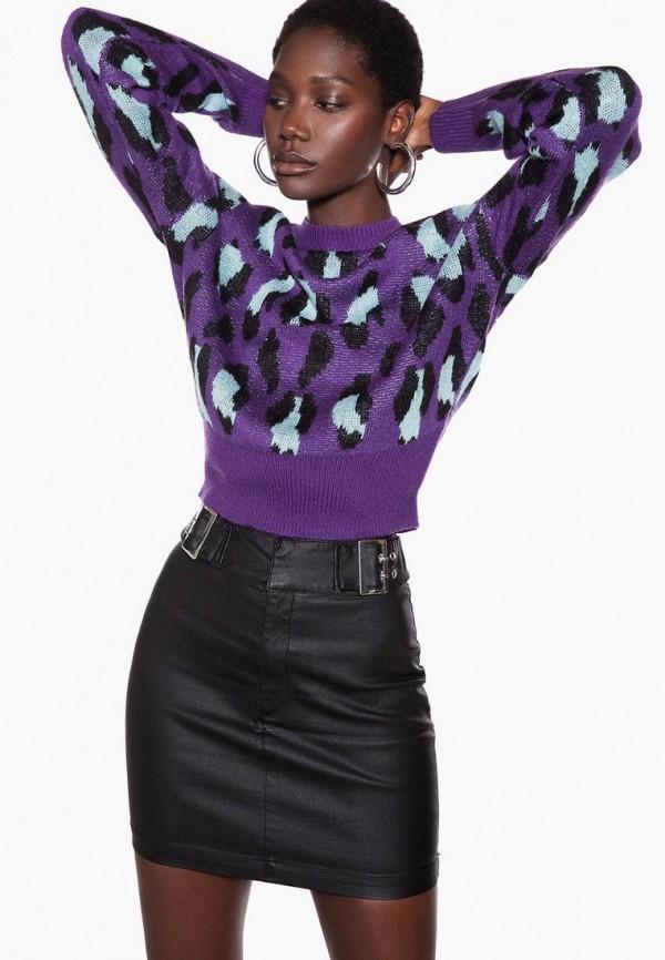 женский джемпер ivyrevel, фиолетовый
