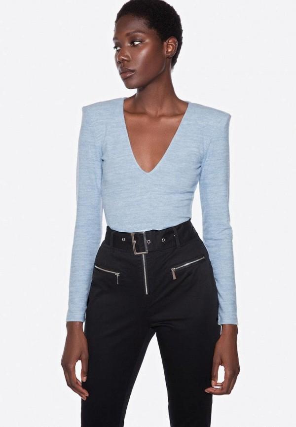 женский пуловер ivyrevel, голубой