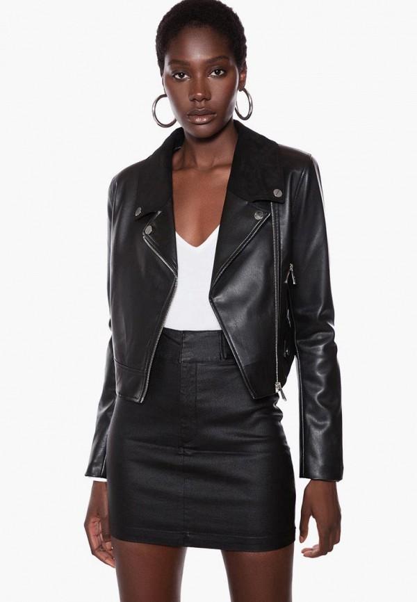 женская куртка ivyrevel, черная