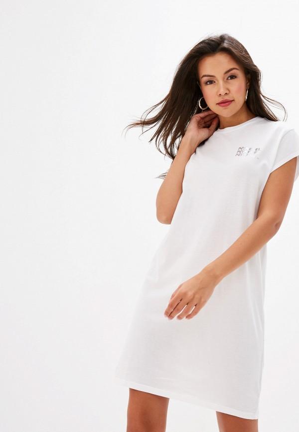 женское повседневные платье ivyrevel, белое