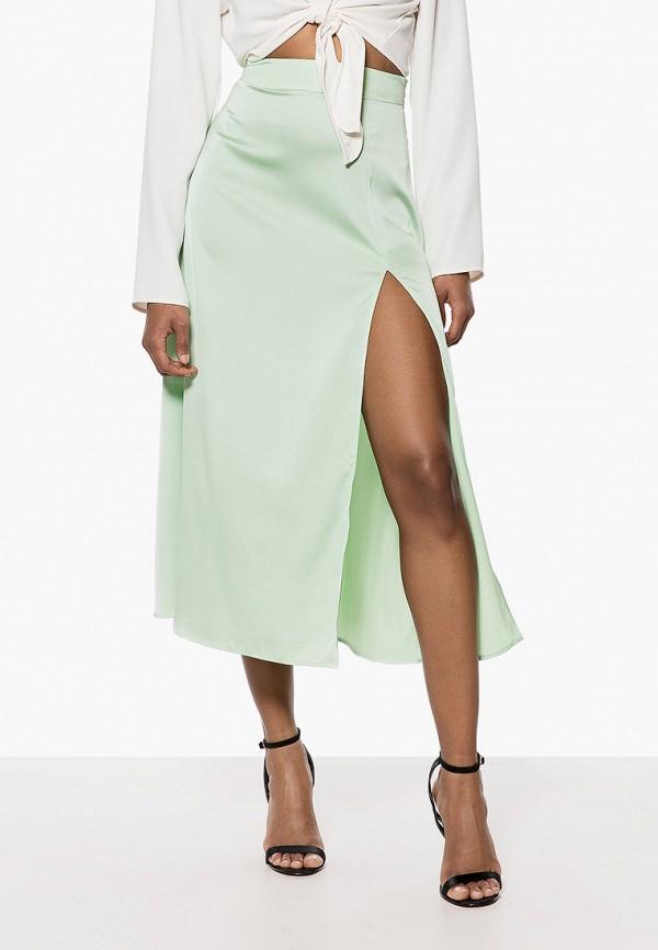 женская юбка ivyrevel, зеленая