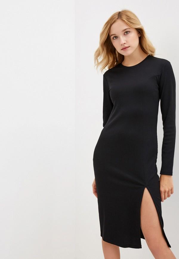 женское повседневные платье ivyrevel, черное