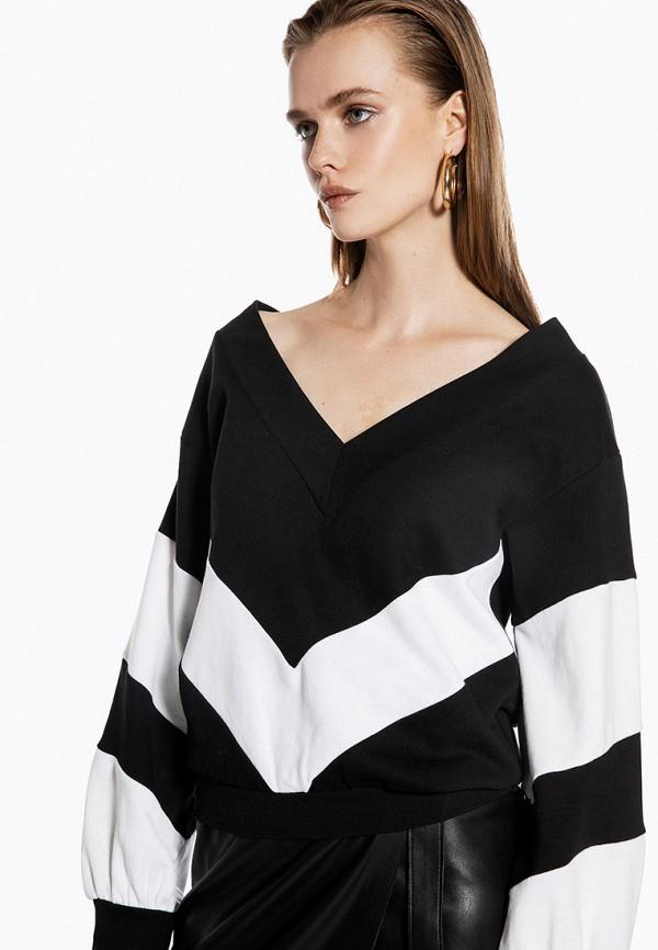 женский пуловер ivyrevel, черный