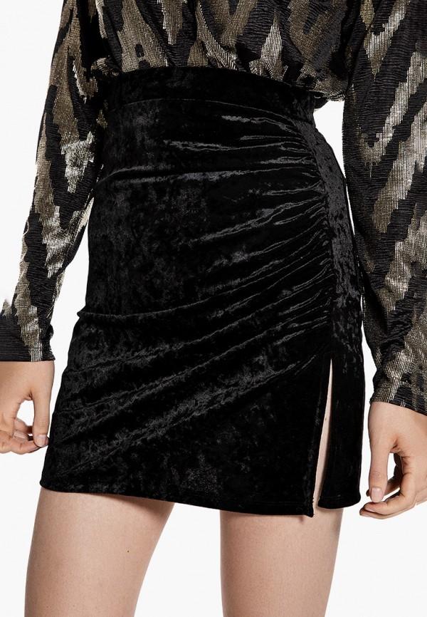 женская узкие юбка ivyrevel, черная