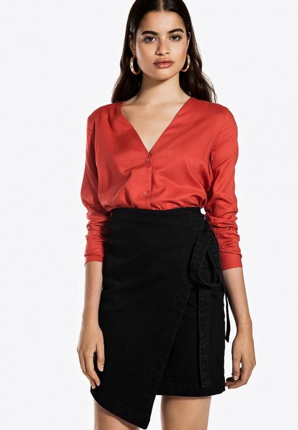 женская блузка ivyrevel, красная