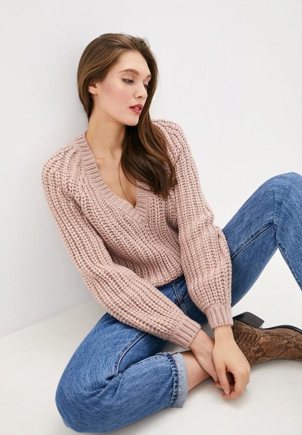 женский пуловер ivyrevel, розовый