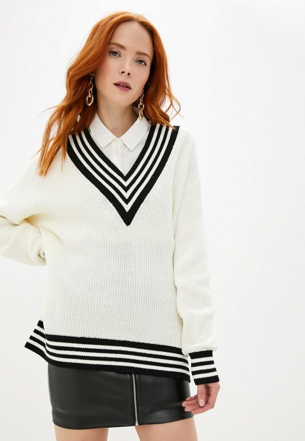 женский пуловер ivyrevel, белый
