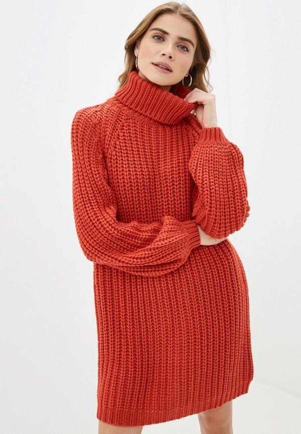 женское платье ivyrevel, красное