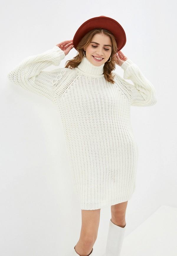 женское платье ivyrevel, белое