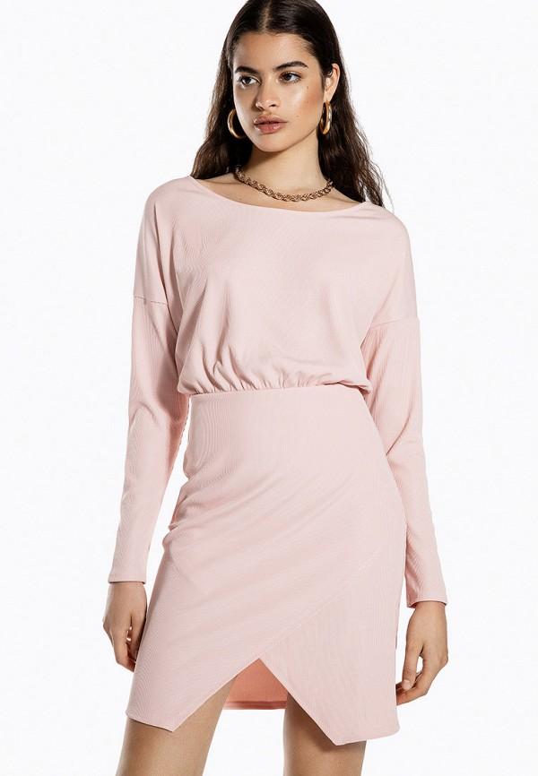 женское повседневные платье ivyrevel, розовое