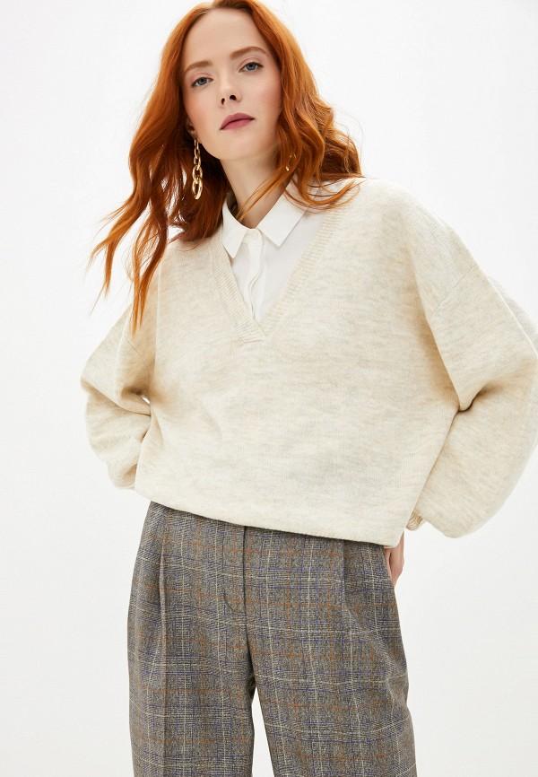 женский пуловер ivyrevel, бежевый