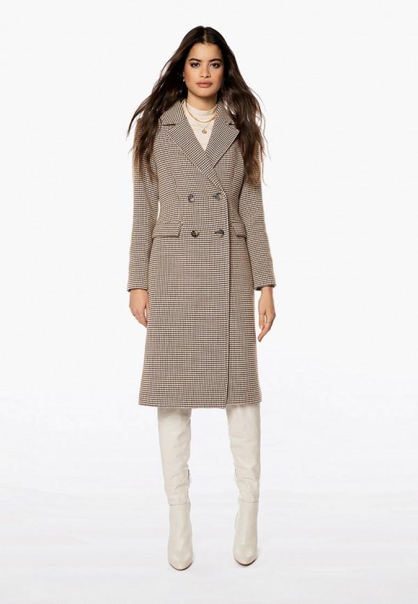 женское пальто ivyrevel, бежевое
