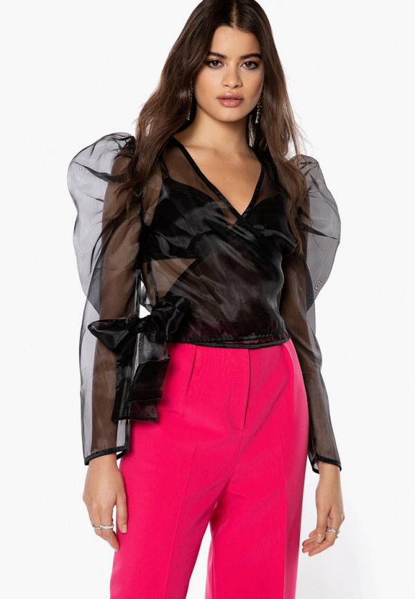 женская блузка ivyrevel, черная