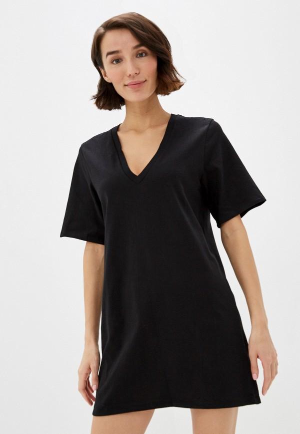 женское платье ivyrevel, черное