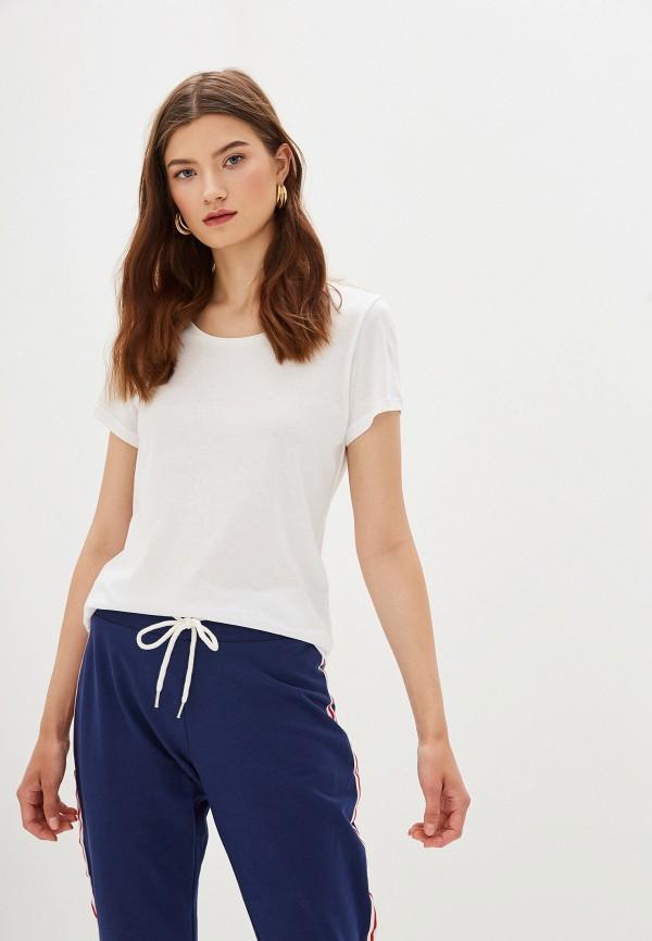 Фото - Женскую футболку Iwie белого цвета