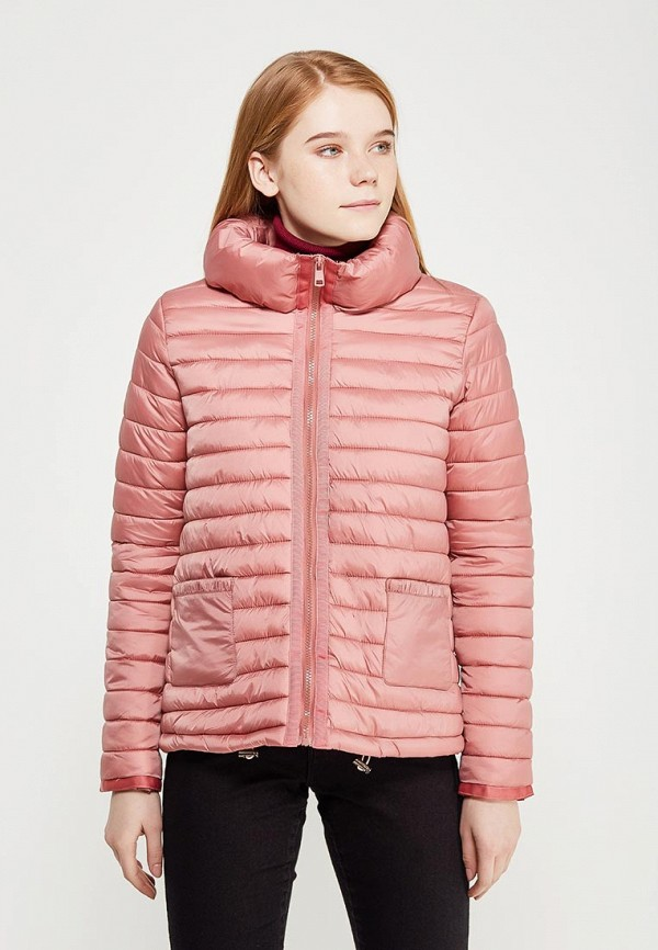Купить Куртка утепленная Iwie, iw001ewvxo51, розовый, Осень-зима 2017/2018