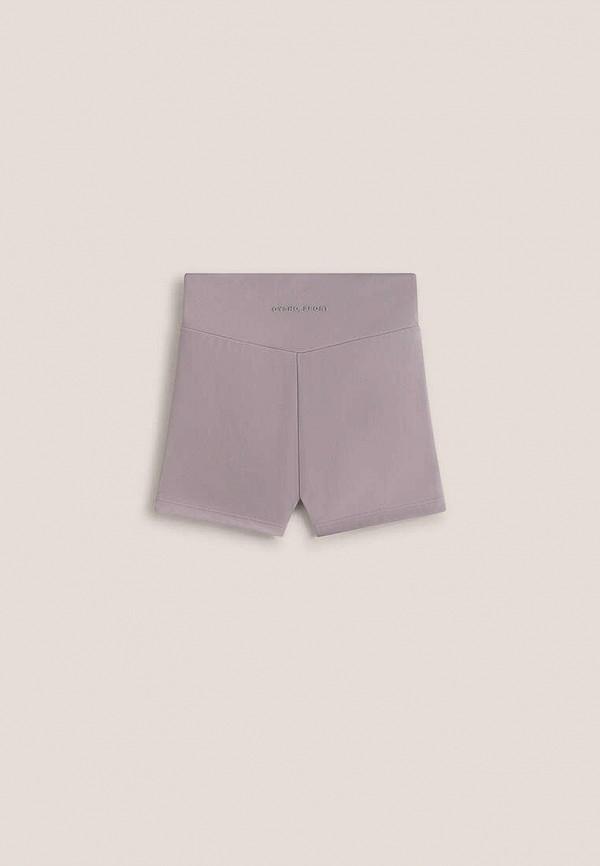Шорты для девочки спортивные Oysho цвет фиолетовый  Фото 2