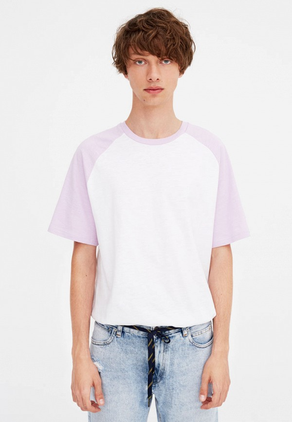 Футболка Pull&Bear Pull&Bear IX001XM0000D удочка зимняя swd ice bear 60 см