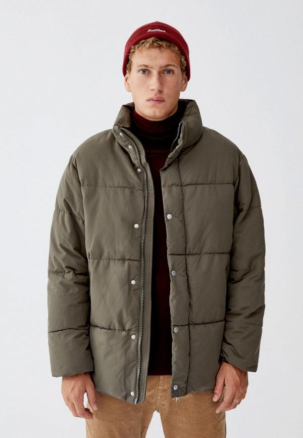 Фото - Куртка утепленная Pull&Bear Pull&Bear IX001XM0000W удочка зимняя swd ice bear 60 см
