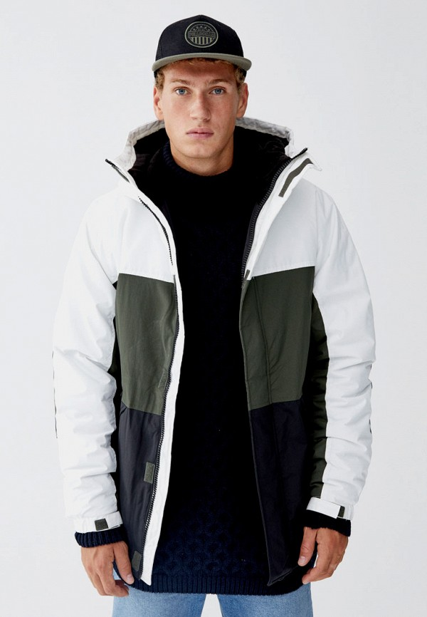 Фото - Куртка утепленная Pull&Bear Pull&Bear IX001XM0000Y удочка зимняя swd ice bear 60 см