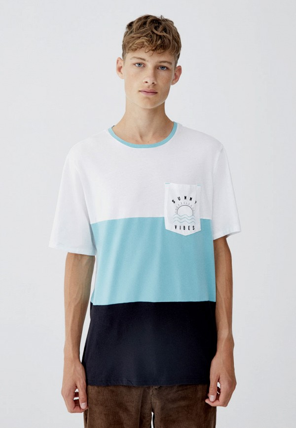 Футболка Pull&Bear Pull&Bear IX001XM00033 удочка зимняя swd ice bear 60 см