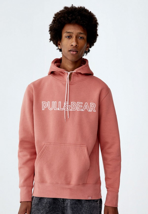 Худи Pull&Bear Pull&Bear IX001XM0003B худи print bar fall out boy