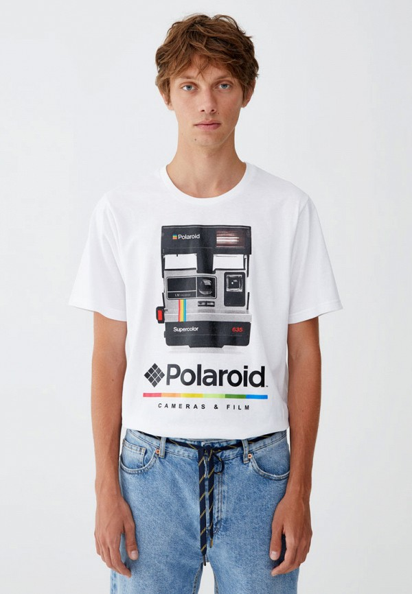 Футболка Pull&Bear Pull&Bear IX001XM0003M удочка зимняя swd ice bear 60 см