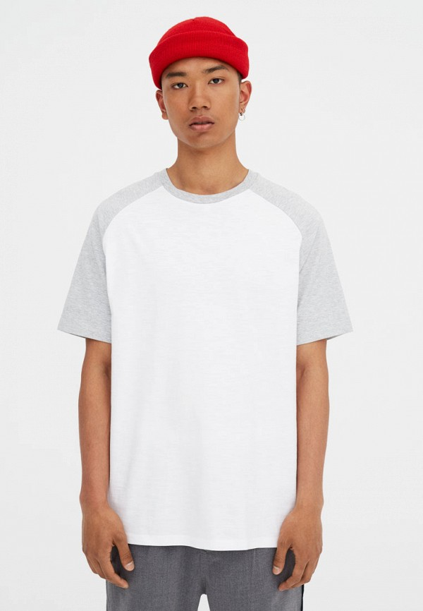 Футболка Pull&Bear Pull&Bear IX001XM0005R удочка зимняя swd ice bear 60 см