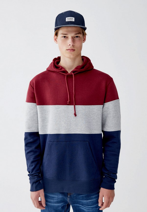 Худи Pull&Bear Pull&Bear IX001XM00077 худи print bar cs go asiimov cky
