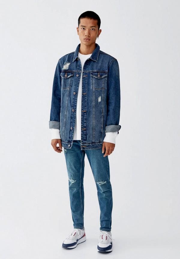 Джинсы Pull&Bear Pull&Bear IX001XM0008S джинсы 40 недель джинсы