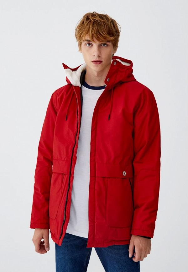 Фото - Куртка утепленная Pull&Bear Pull&Bear IX001XM000AD удочка зимняя swd ice bear 60 см