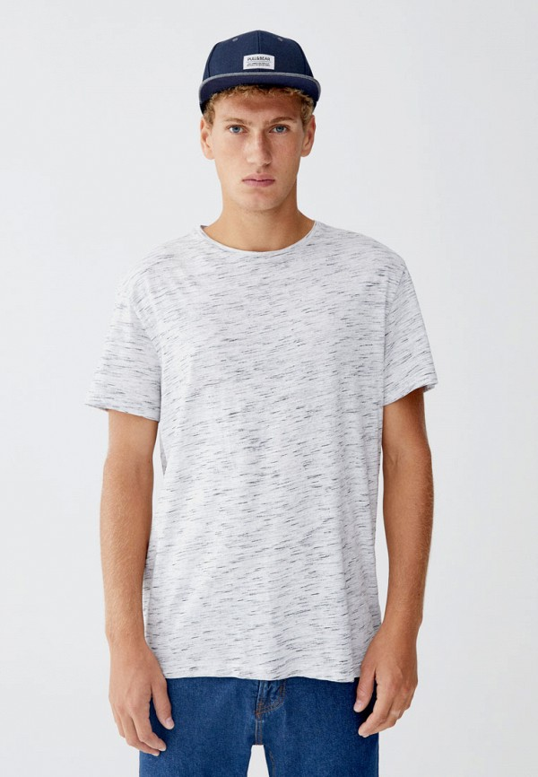 Футболка Pull&Bear Pull&Bear IX001XM000ED удочка зимняя swd ice bear 60 см