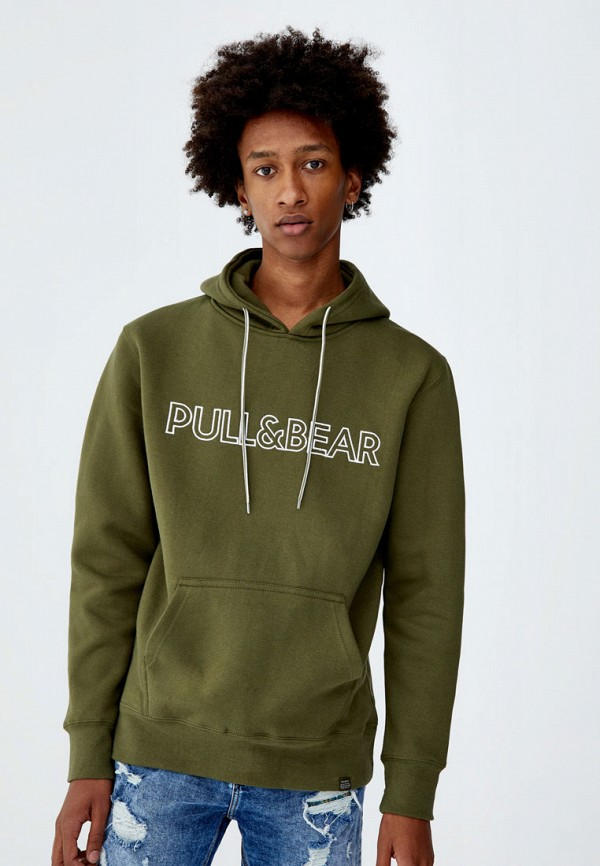Худи Pull&Bear Pull&Bear IX001XM000GV худи print bar fall out boy