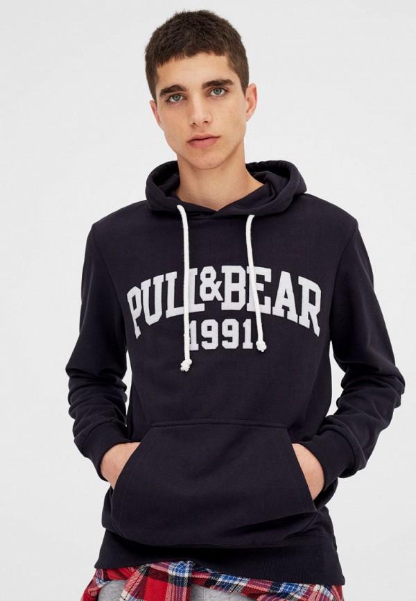Худи Pull&Bear Pull&Bear IX001XM000GY худи print bar skull