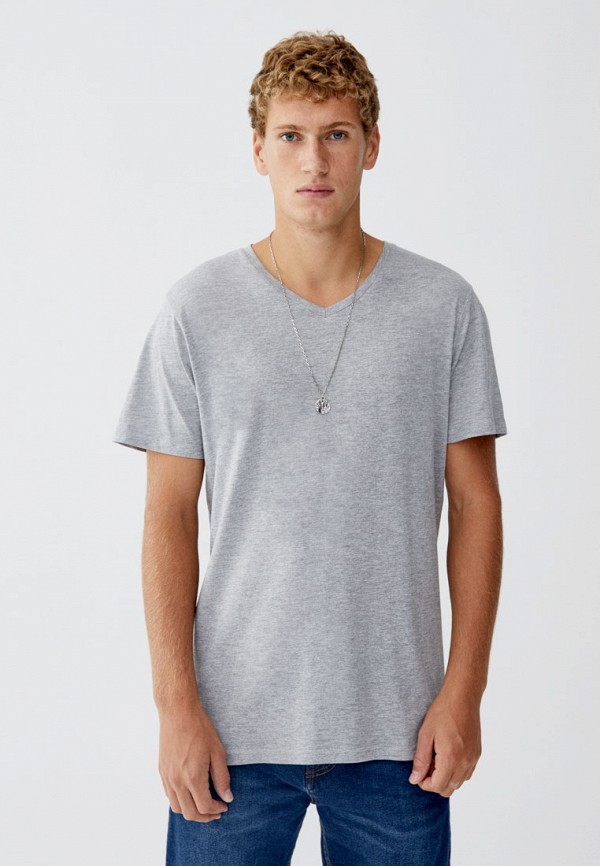 Футболка Pull&Bear Pull&Bear IX001XM000K1 удочка зимняя swd ice bear 60 см
