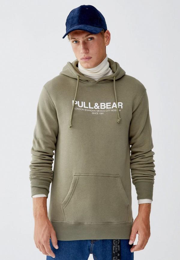 Худи Pull&Bear Pull&Bear IX001XM000SV худи print bar cs go asiimov black