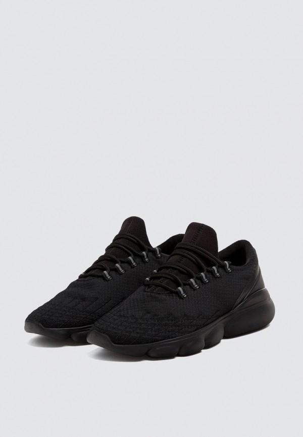 мужские кроссовки pull&bear, черные
